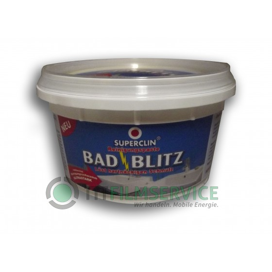Superclin Bad Blitz, Reinigungspaste, 200g, 76073