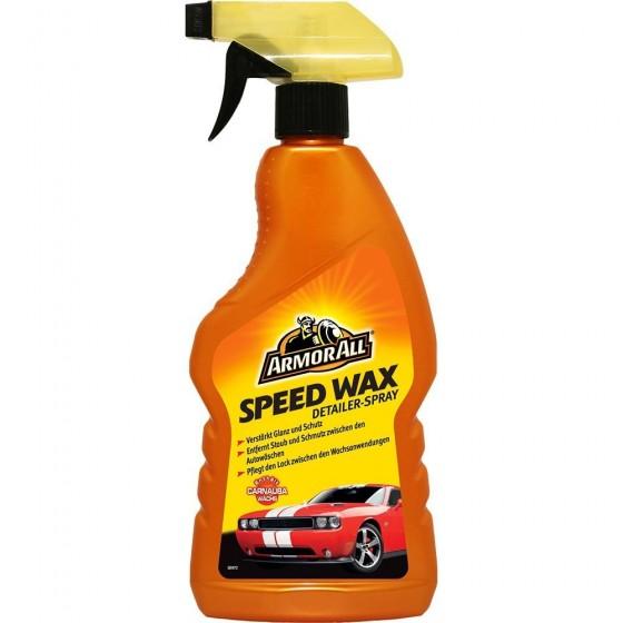 ARMOR ALL Speed Wax DETAILER Spray 500 ml GAA44500GE