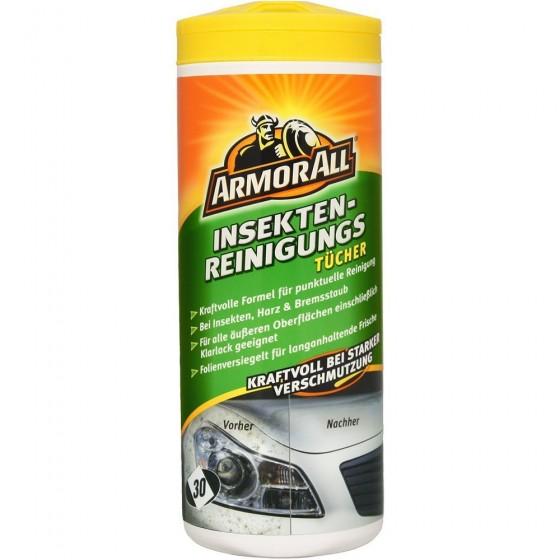 ARMOR ALL Insekten-Reinigungstücher 30 Stk. GAA75130GE