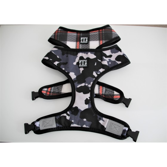 Hundegeschirr The CAMO Harness Gr. L/XL