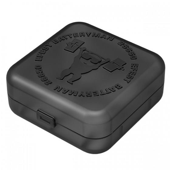 Efest Batteryman Case für 2x 26650 Li-Ionen Akkus