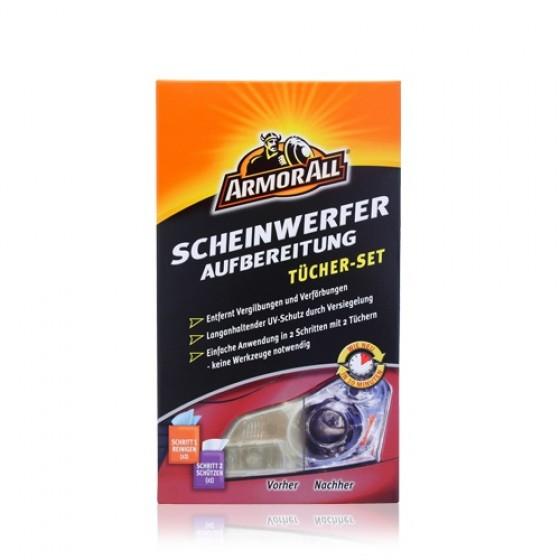 ARMOR ALL Scheinwerferaufbereitungstücher Set 2tlg. Nr. 20270