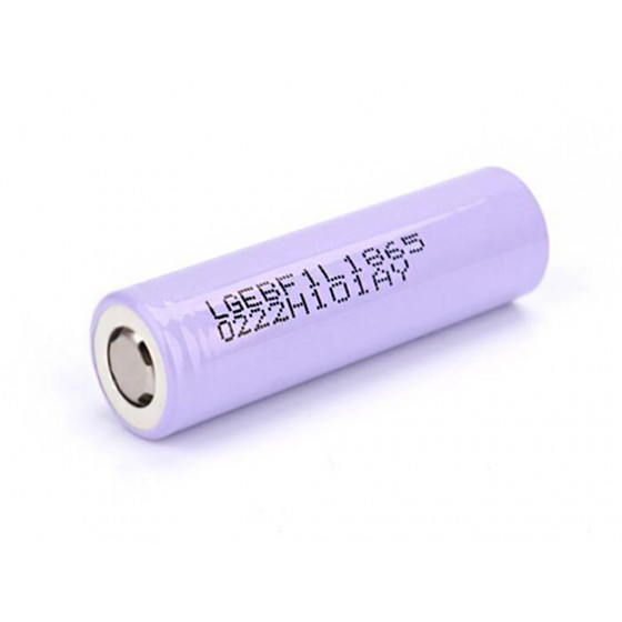 LG INR18650 F1L Li-Ion 3,6V - 3,7V 3350mAh