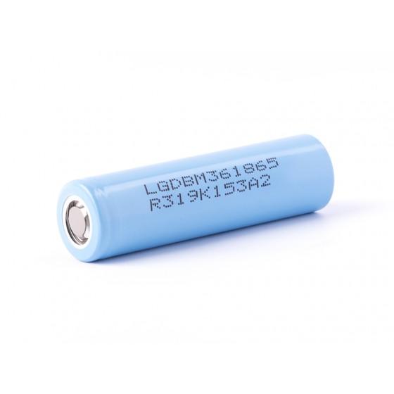 LG INR18650-M36 - 3,6V - 3,7V, 3600mAh Lithium Ionen Akku
