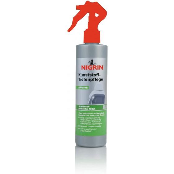 Nigrin Kunststoff-Tiefenpflege 300 ml glänzend