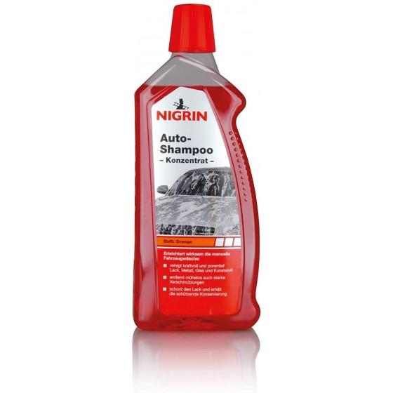 Nigrin Autoshampoo Konzentrat Orange 1 Liter, Konzentrat