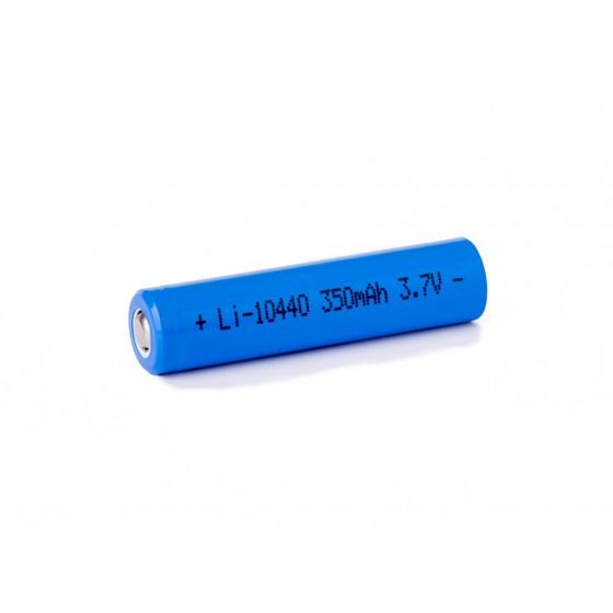 Industrie 10440 - 350mAh 3,6V - 3,7V Lithium-Ionen-Zelle (ohne Schutzelektronik)