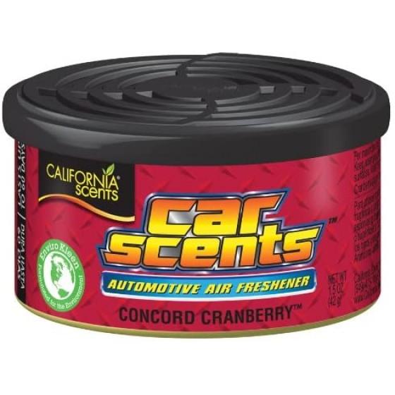 Car Scents - Concord Cranberry