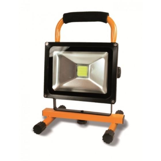 Arcas 20W Akku LED Strahler