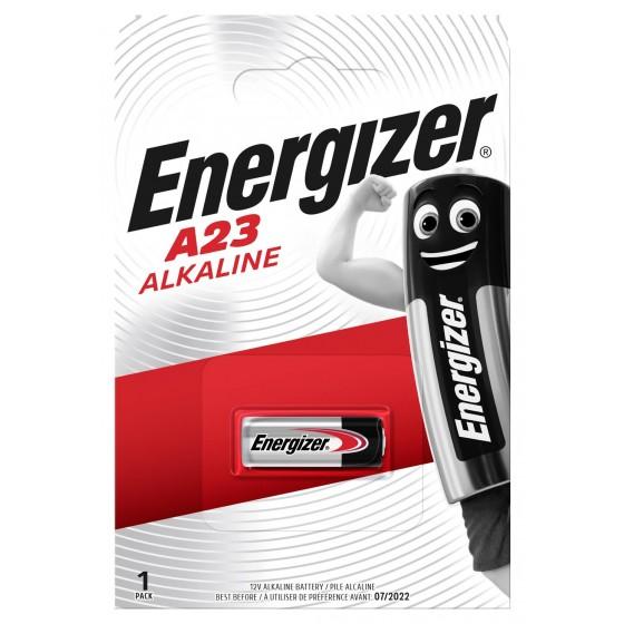 Energizer A23 (MN21/K23A/LRV08/V23GA) 12V in 1er-Blister