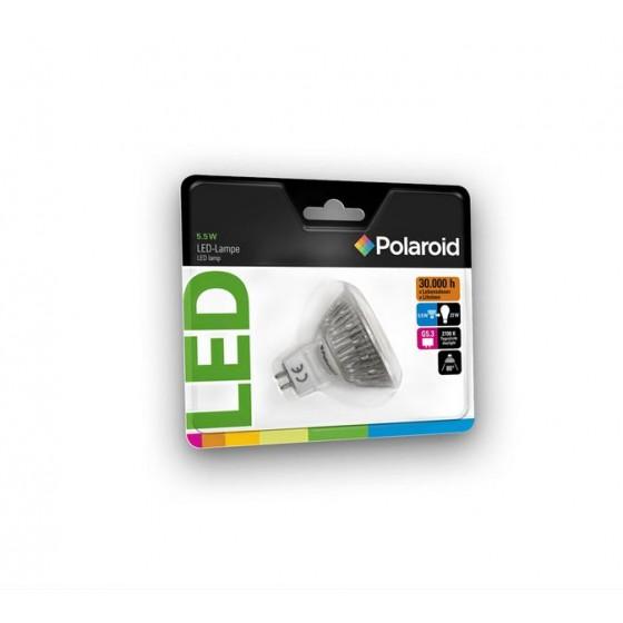 Polaroid LED Spot 5,5W, 250 Lumen, 2700 K, G5.3, 12V