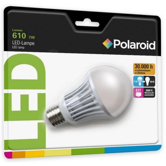 Polaroid LED Globe 7W, 610 Lumen, 3000K, E27, 240V