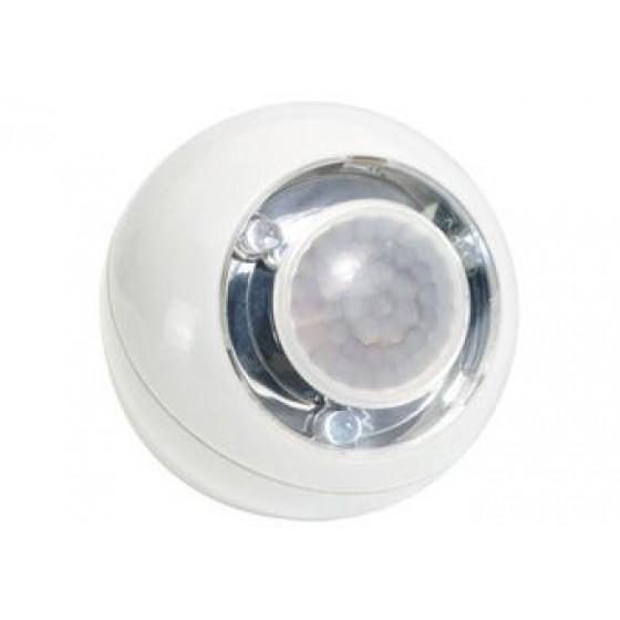 LED Lichtball mit Bewegungsmelder LLL728 weiß