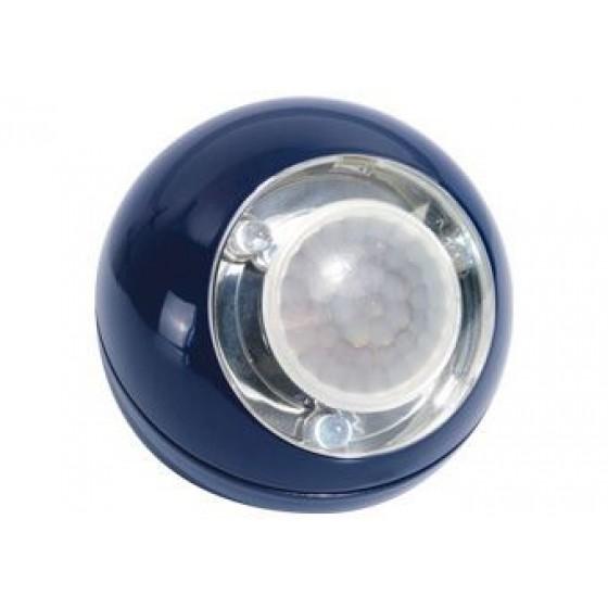 LED Lichtball mit Bewegungsmelder LLL735 blau