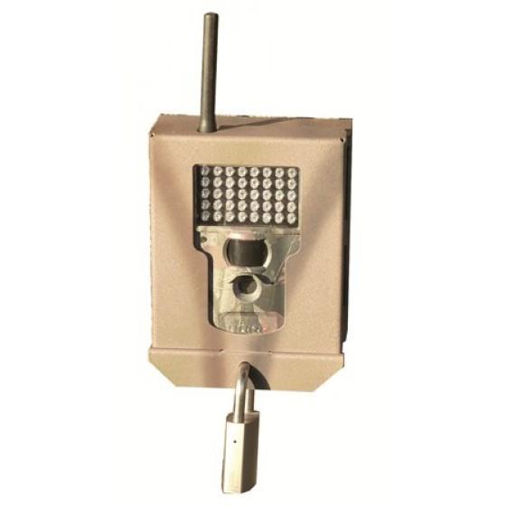 Metallschutzgehäuse für Dörr SnapShot Extra und Mobil