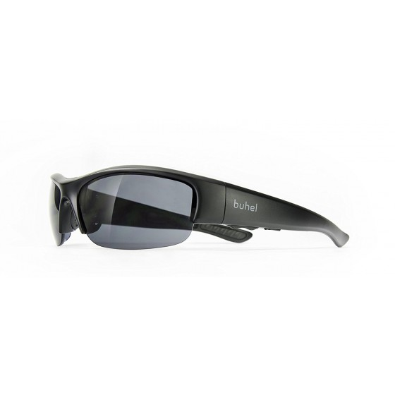 Buhel SG05 SOUNDglasses matt black/schwarz, Bluetooth