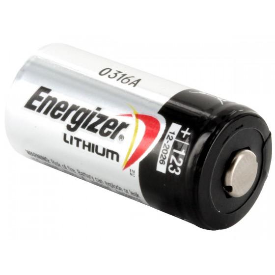Energizer CR 123  3V Lithium Bulk