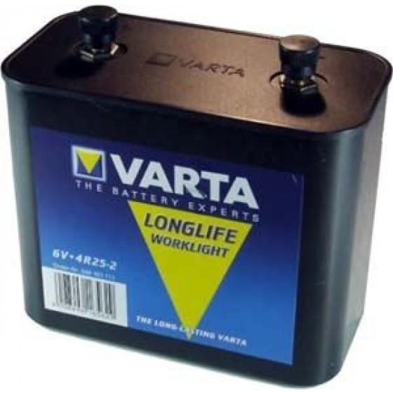 Varta 540 101 111  4R25/2 6V PROFESSIONAL Hochleistungsbatterie Zink-Kohle Plastikgehäuse