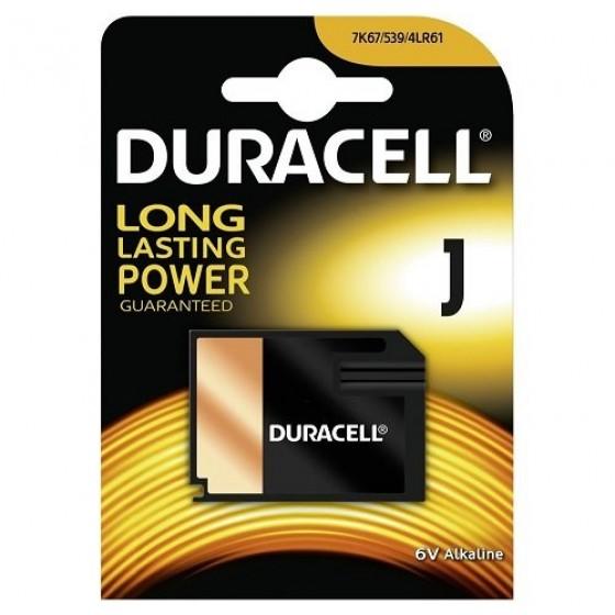 Duracell J 6V Flatpack 7K67 (4LR61) in 1er-Blister