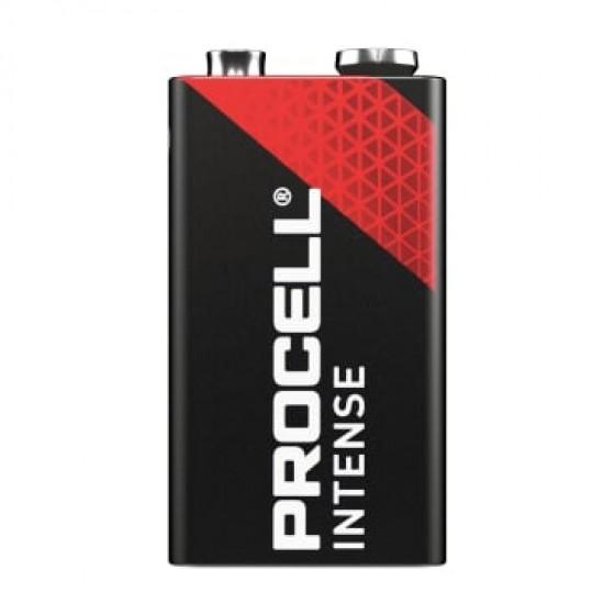 Duracell PROCELL Intense 9V E-Block (MN1604/6LR61) Bulk (210er-Box)