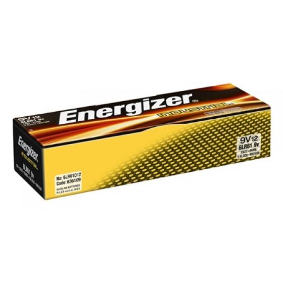 Energizer 9V E-Block EN22 Industrial in 12er-Box