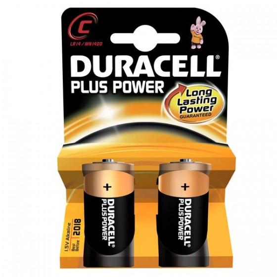 Duracell Baby MN1400 Plus Power in 2er-Blister