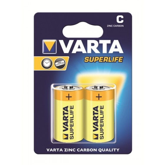 Varta Baby 2014 101 412 Superlife ZK in 2er-Blister