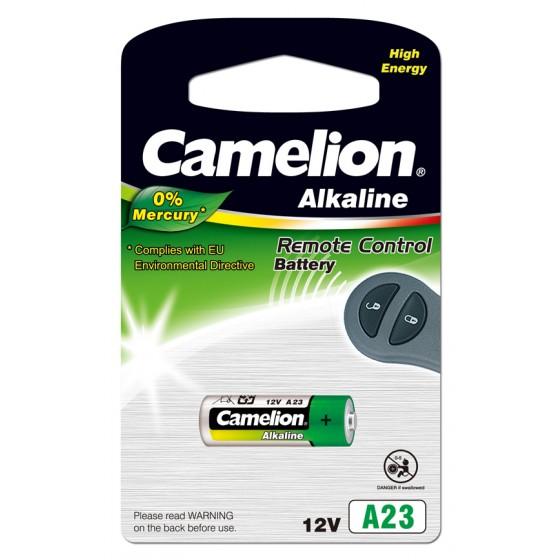 "Camelion A23 (V23GA/L1028/RV08/MN21/LR23A) 12V 1er-Blister ""No Mercury"""