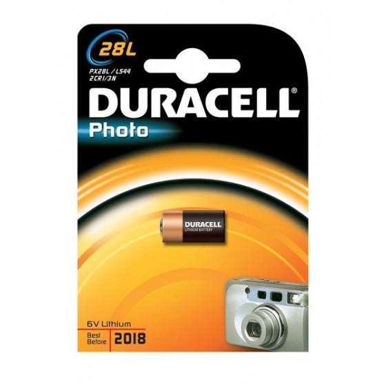 Duracell PX28L 6V(2CR-1/3N/K28L/V28PXL) in 1er-Blister