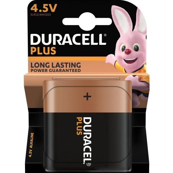 Duracell Flachbatterie MN1203 Plus Power 3LR12 1er-Blister