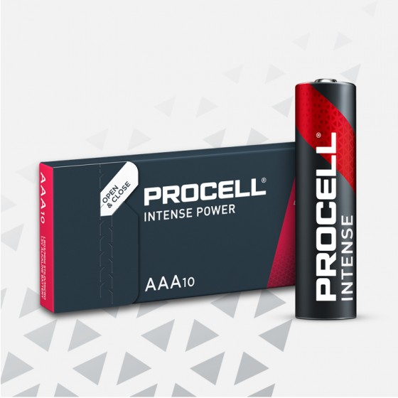 Duracell PROCELL Intense Micro MN2400 in 10er-Box