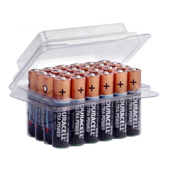 24er-Box bestückt mit Duracell Micro MN2400 Ultra Power