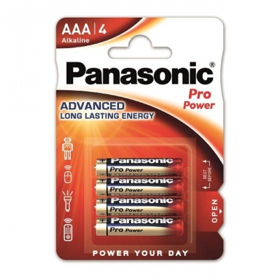 Panasonic Micro Pro Power LR03 (AAA) in 4er-Blister