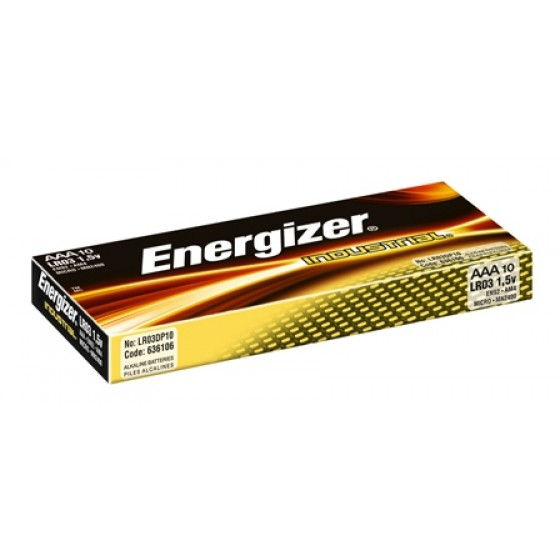 Energizer Micro EN92 Industrial in 10er-Box