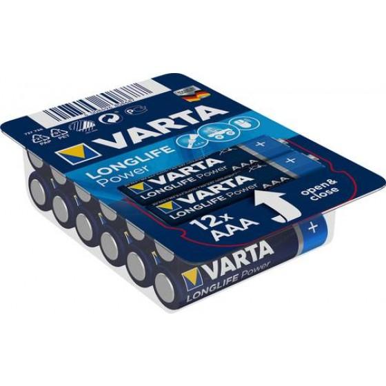 Varta Micro 4903 301 112 LONGLIFE Power Big Box12erAAA