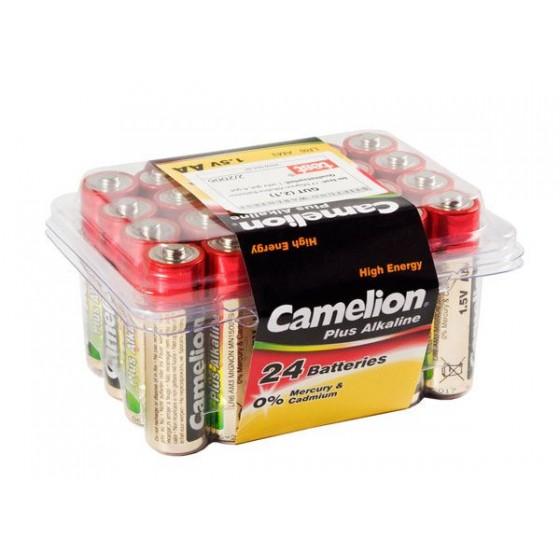 24er-Box Camelion Mignon LR6 Plus Alkaline