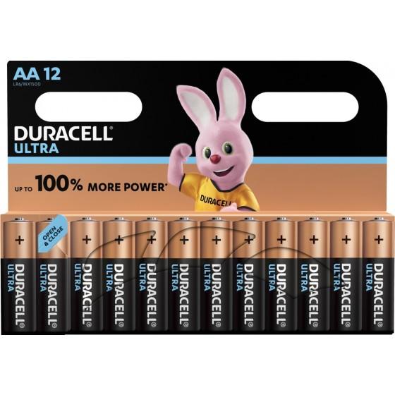 Duracell Mignon MX1500 Ultra Power in 12er-Blister