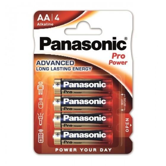 Panasonic Mignon Pro Power LR6 (AA) in 4er-Blister