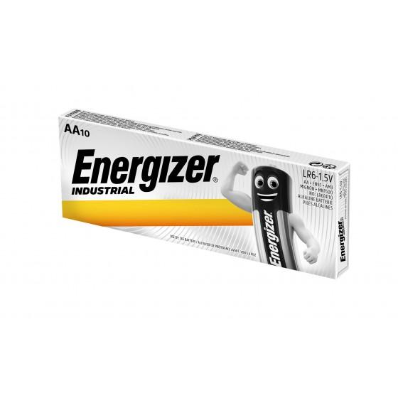 Energizer Mignon EN91 Industrial in 10er-Box