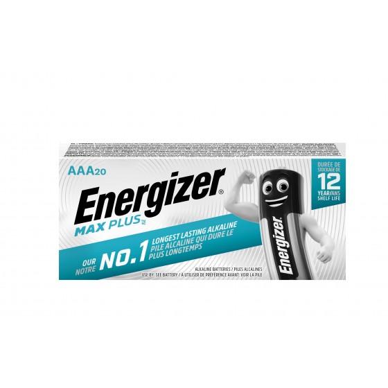 Energizer Mignon Max Plus im 20er-Pack