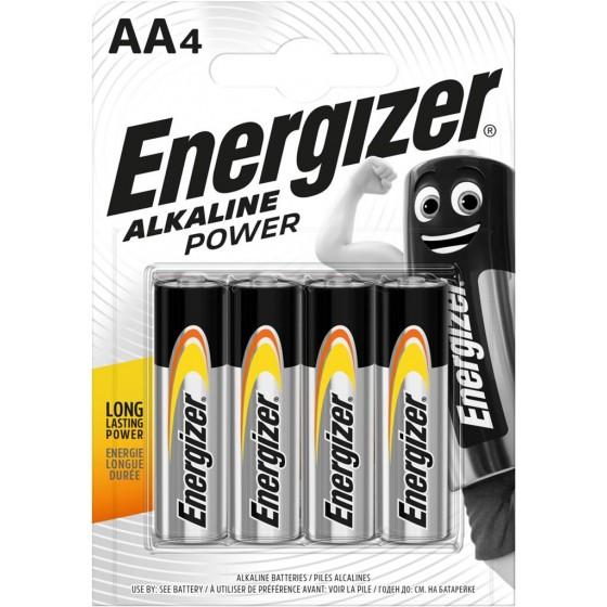 Energizer Mignon E91 Alkaline Power in 4er-Blister