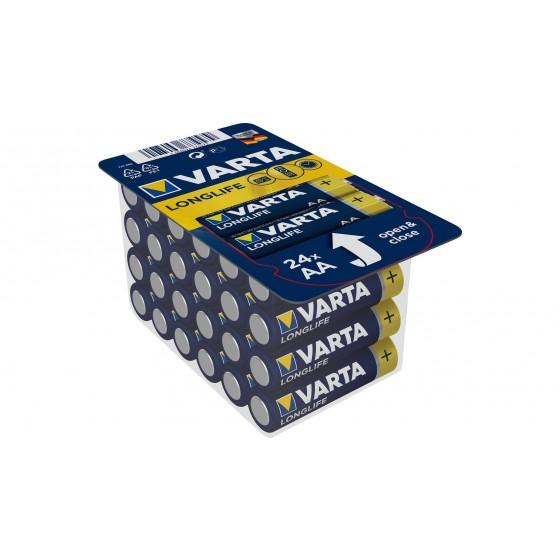Varta Mignon 4106 301 124 Longlife Big Box 24erAA