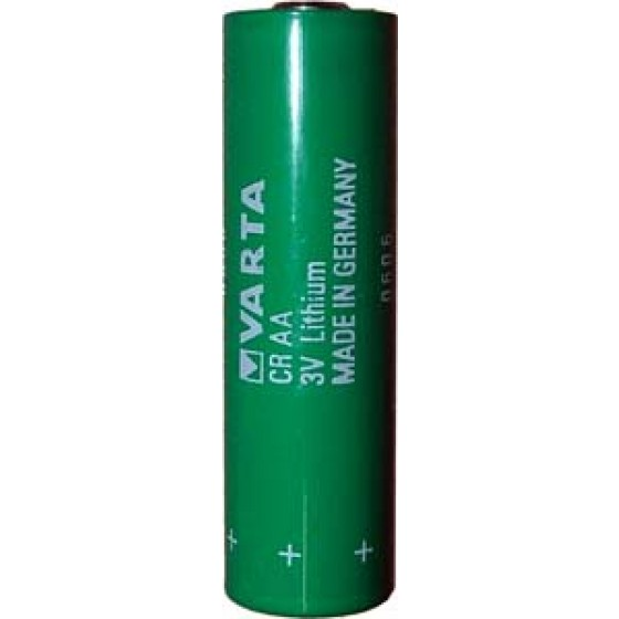 Varta CRAA Mignon 3V Lithium 2000 mA  (6117)