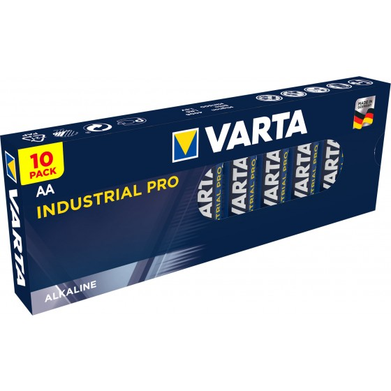 Varta Mignon 4006 211 111 Industrial in 10er-Box