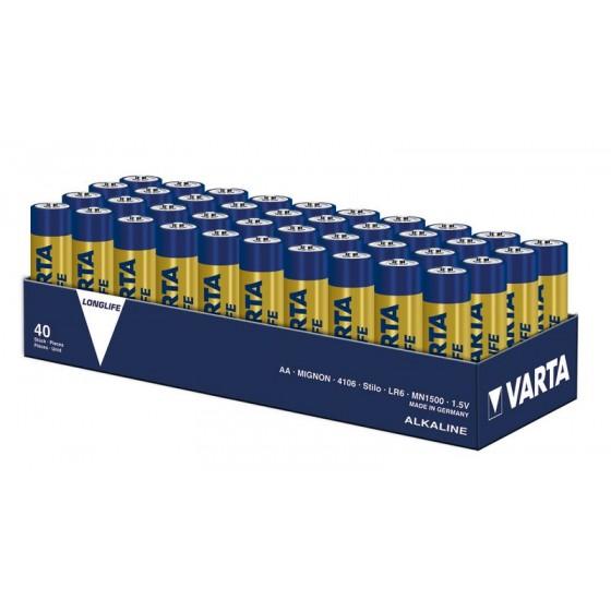 Varta Mignon 4106 101 354 LONGLIFE in 4er-Folie