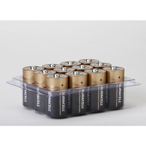 12er-Box bestückt mit Duracell OEM Mono MN1300