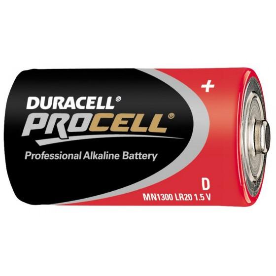 Duracell PROCELL Mono MN1300 Bulk in 100er-Box