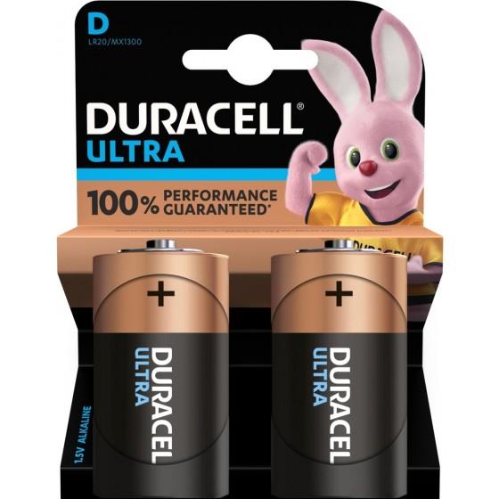 Duracell Mono MX1300 Ultra Power in 2er-Blister