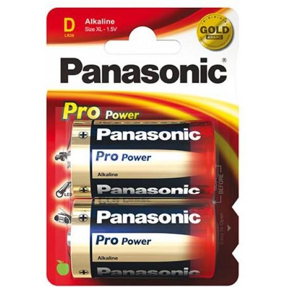 Panasonic Mono Pro Power LR20 (D) in 2er-Blister