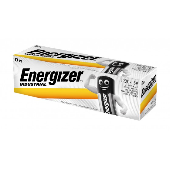 Energizer Mono EN95 Industrial in 12er-Box